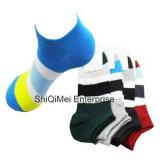 Calcetines corrientes de los deportes del barco del tobillo del `S de los hombres