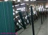 2mm, 3mm, 4mm, 5mm, 6mm Uitvoer van China van de Spiegel van de Vlotter van het Brons de Zilveren