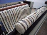Автомат для резки лазера одежды ткани с камерой и автоматической подавая системой
