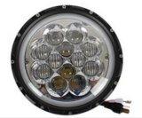 60W CREE 7 pulgadas de faros LED para todos los coches