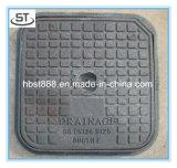 延性がある鉄の正方形のマンホールカバーC250 D400