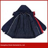 최신 판매 겨울 긴 소매 작동되는 제복, 남자 (W146)를 위한 작동 착용 디자인