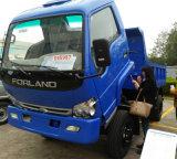 Тележка сброса тонны 4X2 Forland миниая 8 для сбывания