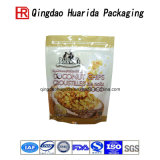 Ziplock мешки пластичный упаковывать еды плоского дна