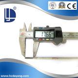 Elektrode de van uitstekende kwaliteit van het Koolstofstaal E7016 met de Certificatie van Ce en van ISO 9001-2008