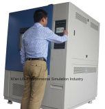 Câmara ambiental do teste do clima com a umidade da temperatura controlada