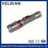 Оглушите наивысшую мощность Checkerwork электрофонаря пушки с RoHS (KL-805-CK)
