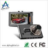 """H. 264 carro DVR de Ambarella A7 2.7 super """" LCD da câmera do painel de HD 1296p"""