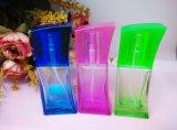 Perfumes pequenos e frasco de vidro do pulverizador da fragrância, frasco do pulverizador de perfume 100ml