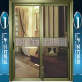 Puerta colgante de ofrecimiento del aluminio de la fábrica más grande de Foshan