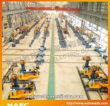 Rohr Roller Conveyor System für OffshorePlatform