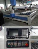 máquina de talla de madera del ranurador del CNC 3D para el equipo de la marca de los muebles