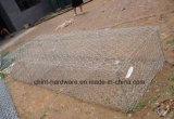 Casella galvanizzata di Gabion di prezzi bassi, rete metallica/reticolato