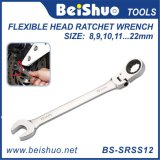 Clé principale flexible de clé de rochet de combinaison