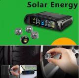 Heiße verkaufende Solaraufladengummireifen-Druck-Überwachungsanlage TPMS