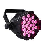 24*12W Rgbaw+UV LED 동위 56 LED 동위 64