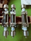 2m*3m tagliatrice Waterjet dei 420 MPa per taglio del vetro