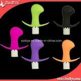 Silicón Vibrator Dildo Adult Sexy Toy para Women (DYAST011)