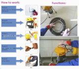 De elektrische Reinigingsmachine van het Afvoerkanaal van de Pijp met Goedgekeurd Ce