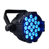 24*12W Rgbaw+UV LEDの同価56 LEDの同価64