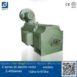 Новый электрический двигатель DC Hengli Z400-2A 475kw 660V