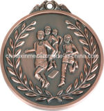 7cm Basketball Medal