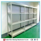Light Duty Iron Boltless Racking / Shelving Warehouse Storage Racks