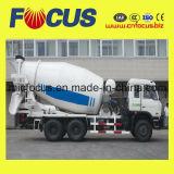 Профессиональный смеситель тележки шассиего 8m3 Steyr конкретный с низким потреблением нефти