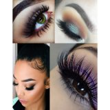Luxe Lashes 3D Multi-Layer Handmade Mink Hair False Eyelashes