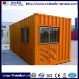 경제 모듈 강철 구조물 조립식 호화스러운 콘테이너 집