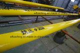 Tés simples Rods de bride de garnitures de pompe de pompe de vis de matériel de pétrole et de gaz