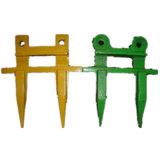 결합 수확기 Claas 예비 품목 칼 가드