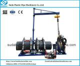 Sud800-1000mmのポリエチレンのバット融接機械