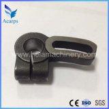 A máquina de costura altamente precisa parte as peças de metal para todos os tipos