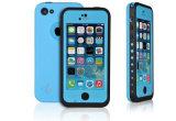Cas imperméable à l'eau de couverture de téléphone cellulaire de qualité pour le cas de l'iPhone 5c