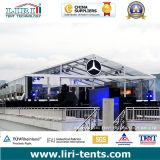 шатер шатёр случая ясности 25X25m для автоматической выставки