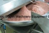 Découpeur de coupeur de cuvette de découpeur de viande/végétal multifonctionnel de découpage de machine/viande de saucisse de cuvette
