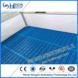 Système en plastique de plancher de lamelle de matériel de ferme de chèvre à vendre