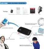 Sistema de alarma de red GSM (KS-799 (433SF/GSM))