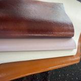 Microfiber ledernes Material für Möbel-Polsterung