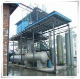 Planta do biodiesel e biodiesel que fazem a máquina