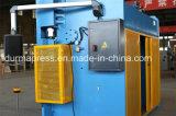 Machine à cintrer de feuille de Wc67y-100t/3200mm, frein de presse de commande numérique par ordinateur, prix hydraulique de machine à cintrer de plaque