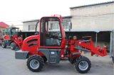 Mini venda quente do equipamento agrícola carregador da roda de Europa no mini