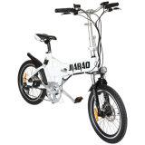 Bici elettrica di piegatura squisita di vendita diretta della fabbrica (JB-TDN06Z)