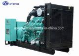 Cummins Engine著動力を与えられるコンパクトな1250kVA 1000kwの電気発電機