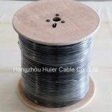 Chaqueta al aire libre del cable PVC+PE de UTP Cat5e