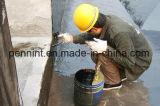 Revestimento subterrâneo do cimento impermeável líquido do polímero do revestimento de Js
