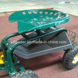 Carro Steerable da ferramenta com assento (TC4501C)