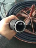 Fabricante de alta pressão da mangueira do óleo do OEM