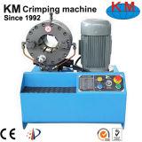 Constructeur 1 de Porefessioanl machine sertissante Km-91z de boyau de 1/4 pouce
